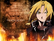 Edward Elric Wallpaper