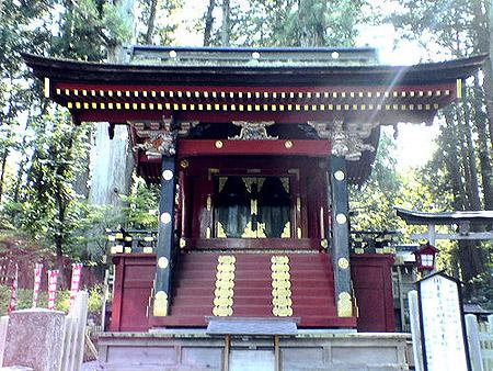 Nishinomiya Honden Fuji Sengen jinja