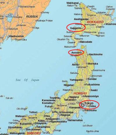 giappone linea shinkansen
