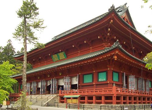 tempio rinno-ji nikko