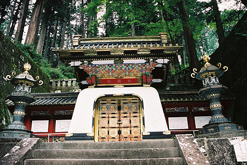 Taiyuin-byo tempio nikko