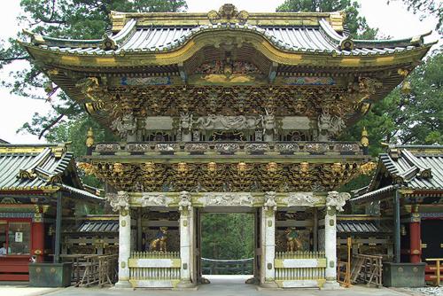 porta yomei mon nikko