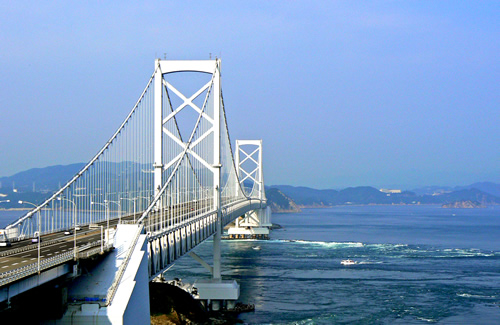 ponte sospeso naruto