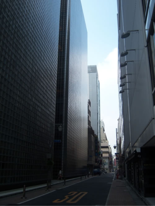 Sony Street a Ginza