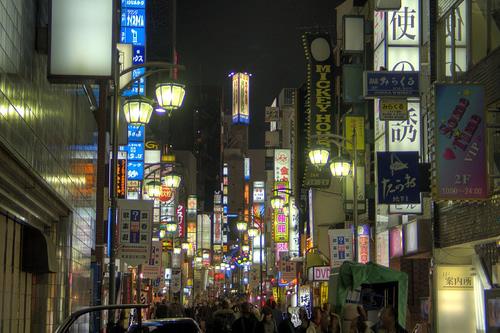 Via di Kabukicho
