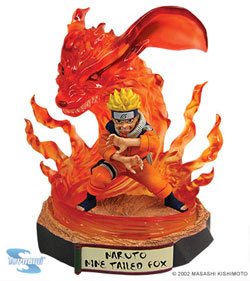 naruto action figure volpe