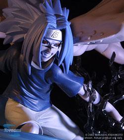 naruto action figure sasuke chidori