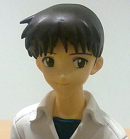 evangelion action figures shinji