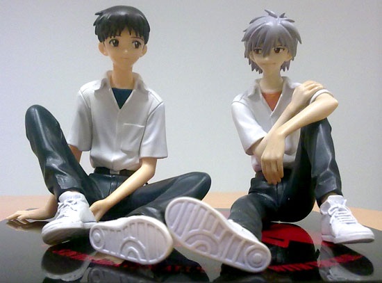 action figure evangelion