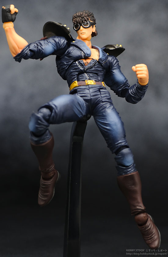 action figure kenshiro revoltech