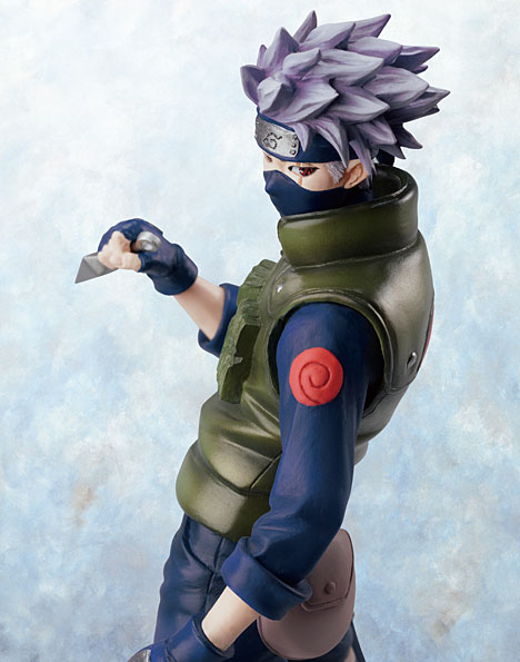 action figures kakashi sharingan