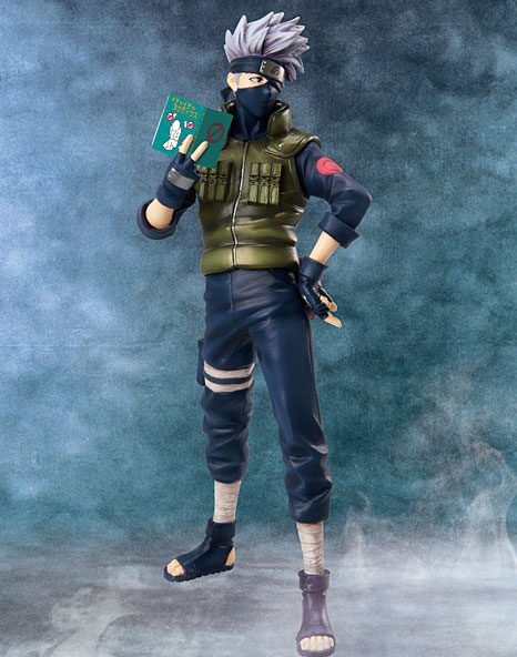 naruto action figure kakashi