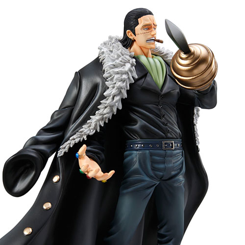 action figure one piece Crocodile