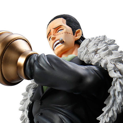 action figure one piece neo DX Crocodile