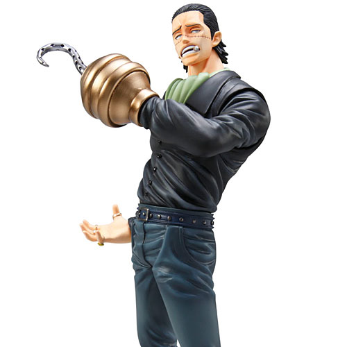 Crocodile one piece action figure