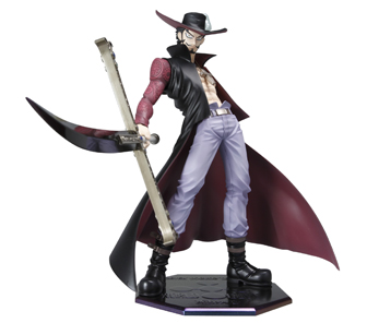 Mihawk one piece action figure