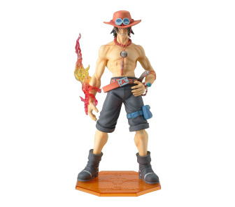 Portgas Ace action figure serie NEO 2