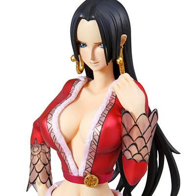 Boa Hancock action figure neo DX