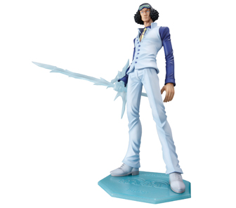 aokiji action figure one piece