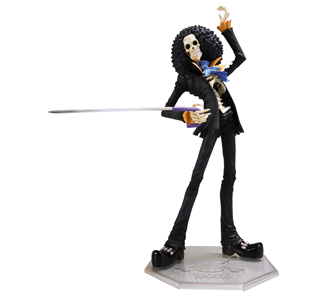 brook action figure one piece