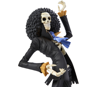 brook action figure one piece neo 6