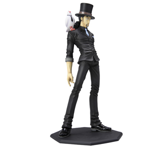 rob lucci one piece action figure