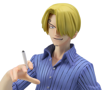 action figure one piece sanji NEO 4