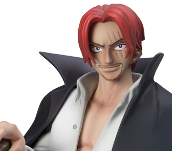one piece action figure shanks