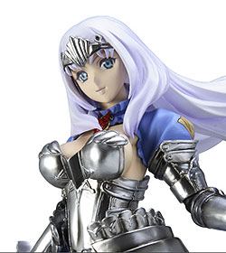 action figure queen blade P-1 Knight Princess of Revolt Annelotte