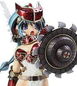 action figure queen blade P-2 Ultra Vibration Valkyrie Mirim