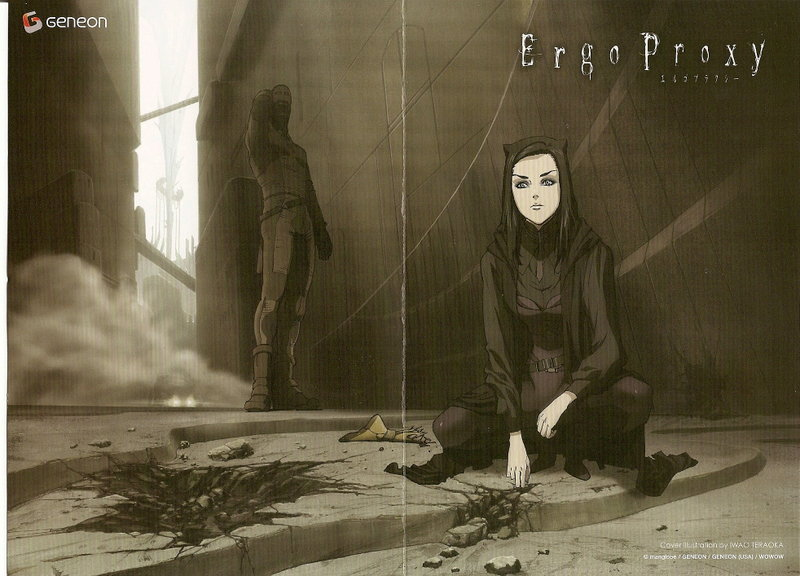 Ergo Proxy ErgoProxy