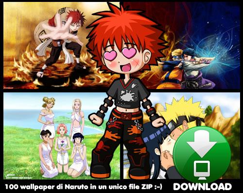Naruto wallpapers download dei 100 wallpaper pi belli di for Costruisci i tuoi piani di garage gratis