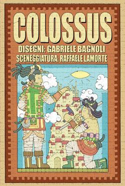 mangaijin numero 25: colossus