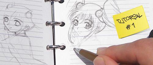 Disegnare manga