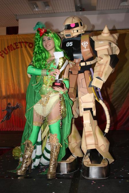 italian cosplay contest 2010