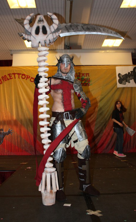 italian cosplay contest maggio 2010