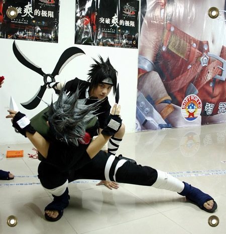 Naruto Cosplay Kakashi on Naruto Cosplay   Kakashi