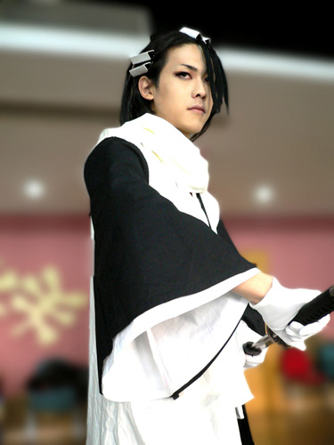 Cosplay Bleach Byakuya 3
