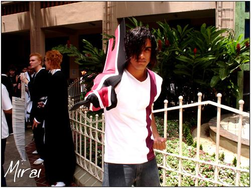 Cosplay Bleach Chad 3