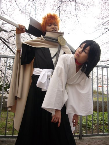 Cosplay Bleach Ichigo 6