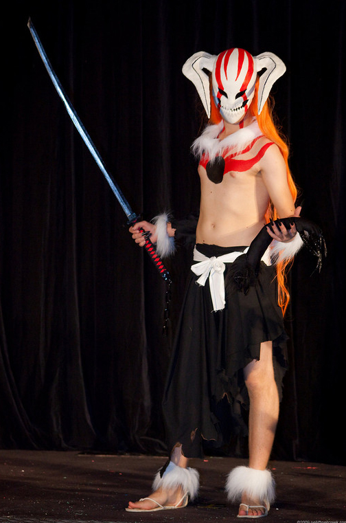 Cosplay Bleach Ichigo 7