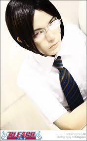 Cosplay Bleach Ishida 2