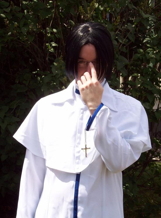 Cosplay Bleach Ishida 3