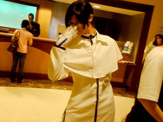 Cosplay Bleach Ishida 4