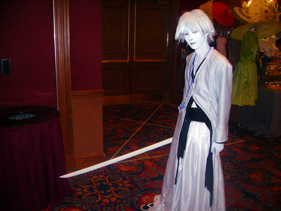 Cosplay Bleach Ogihci
