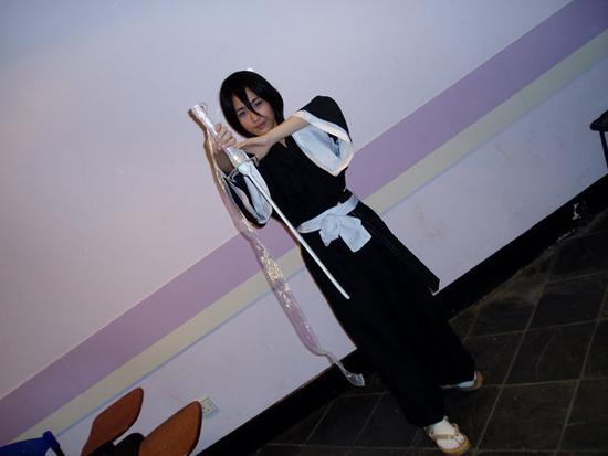 Cosplay Bleach Rukia 3