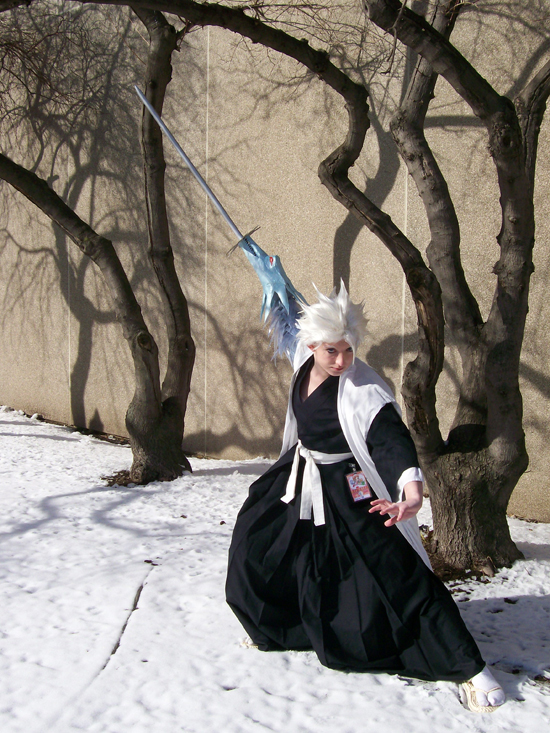 Cosplay Bleach Hitsugaya