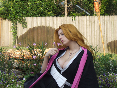 Cosplay Bleach Ranjiku