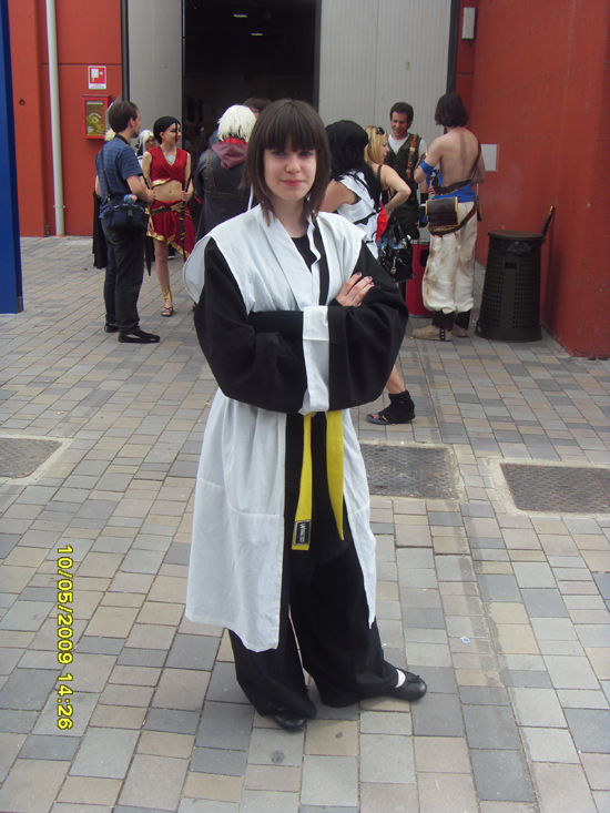 Cosplay Bleach Soifon