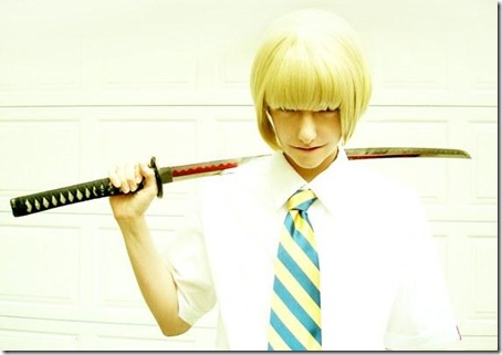 Cosplay Bleach Shinji